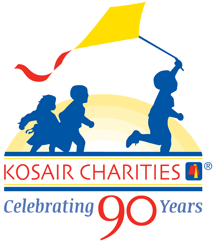 Logo kosair charities