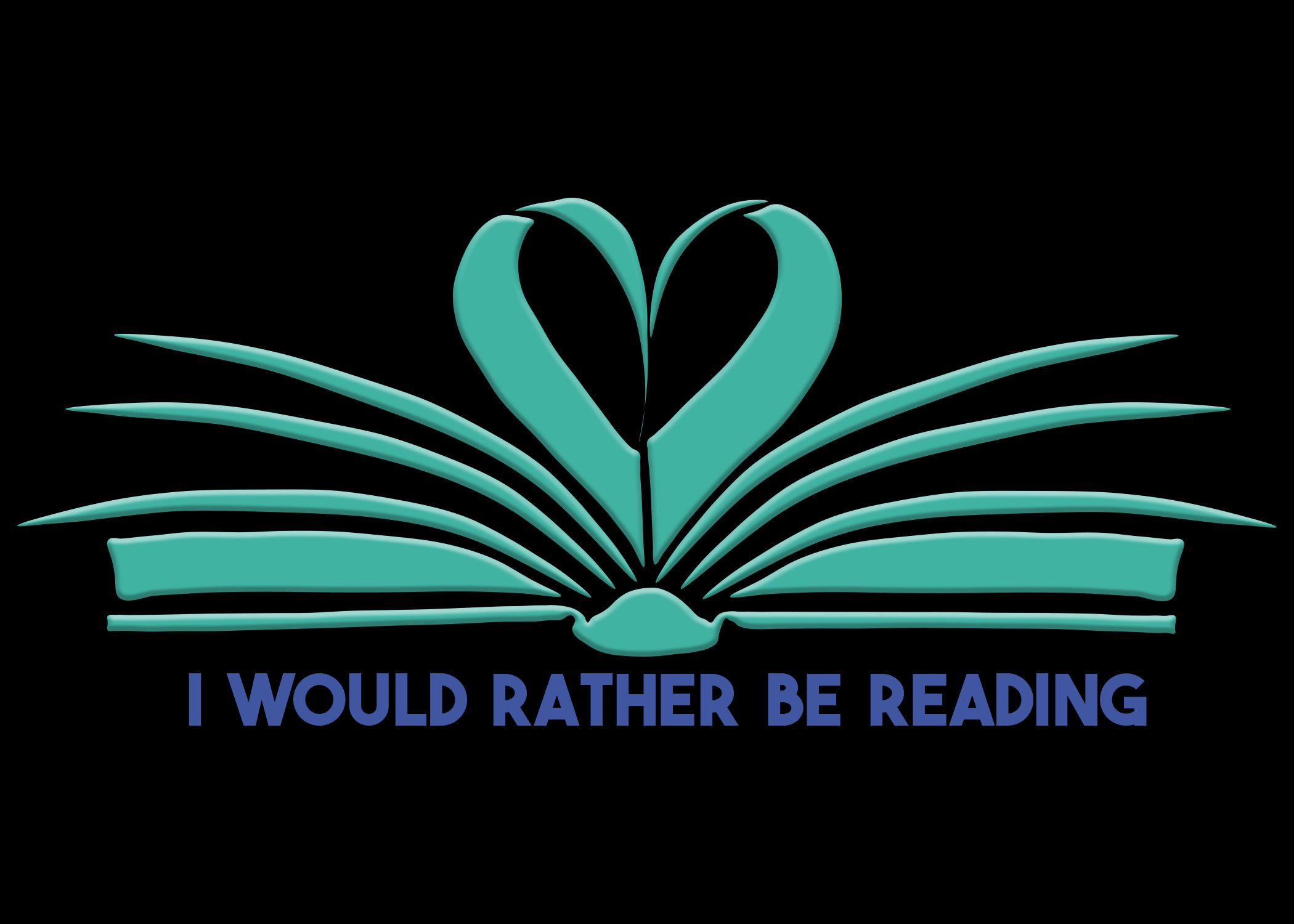 I would rather be reading logo  2